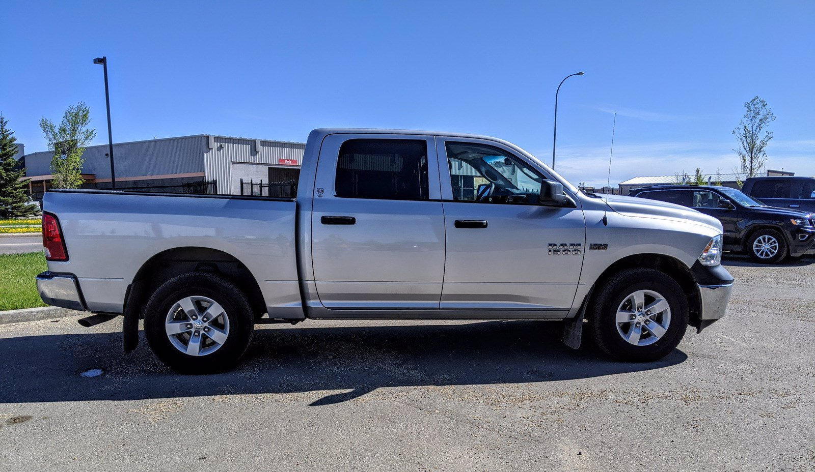 Pre-Owned 2017 Ram 1500 ST