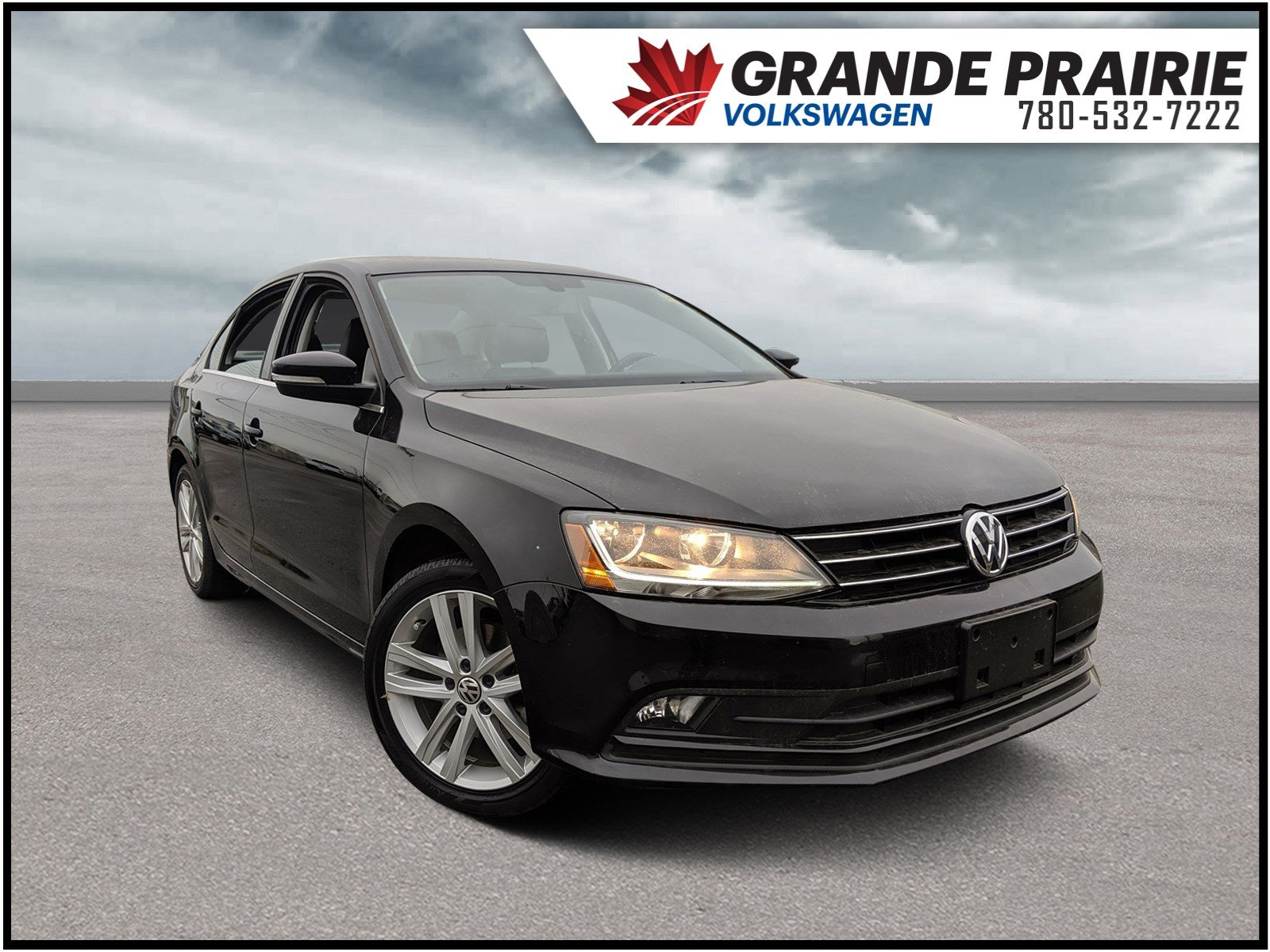 Certified Pre-Owned 2017 Volkswagen Jetta Sedan Highline