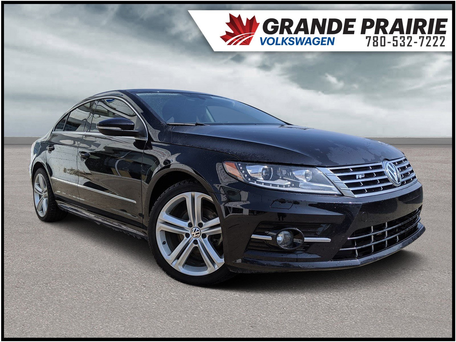 Certified Pre-Owned 2016 Volkswagen CC Highline