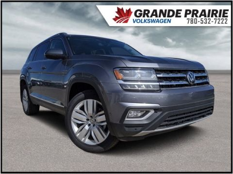New 2019 Volkswagen Atlas Execline
