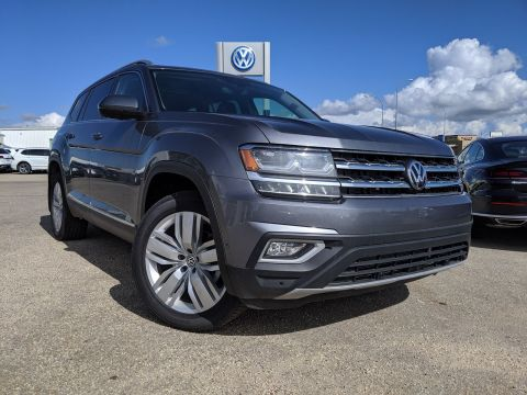 Pre-Owned 2019 Volkswagen Atlas Execline