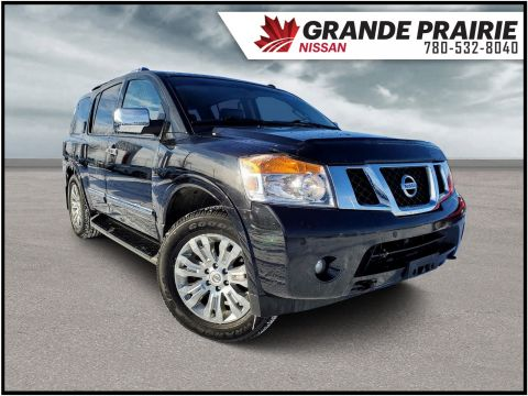 Certified Pre-Owned 2015 Nissan Armada Platinum Edition